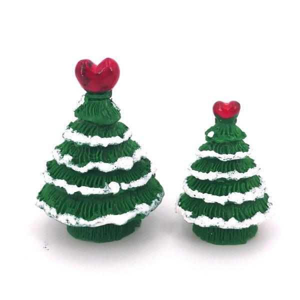 聖誕樹樹脂擺設14