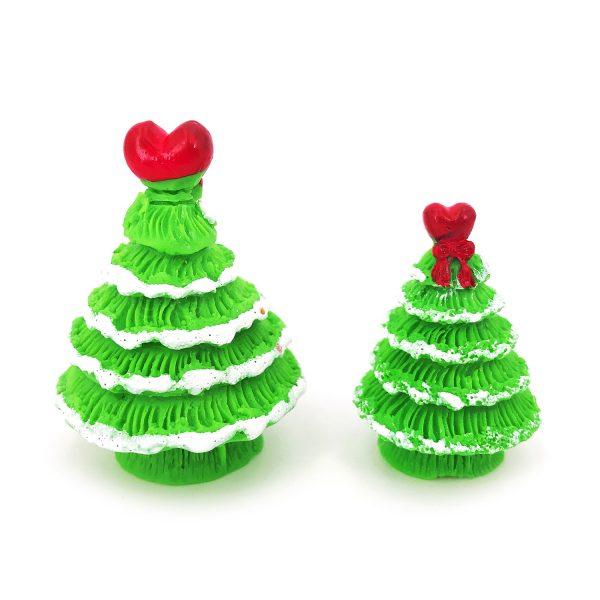 聖誕樹樹脂擺設15