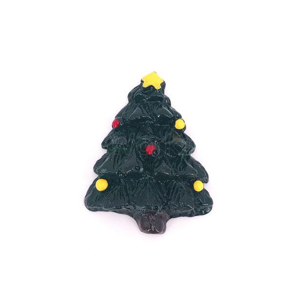 聖誕樹樹脂擺設17