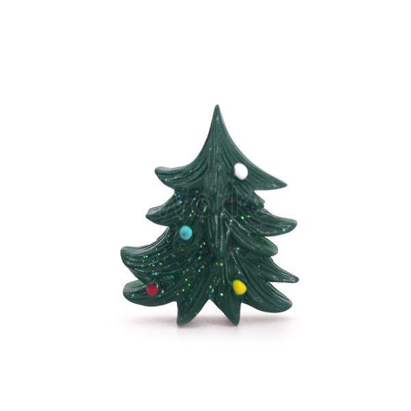 聖誕樹樹脂裝飾擺件18
