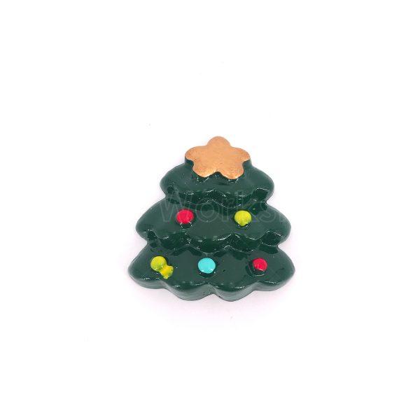 聖誕樹樹脂擺設19