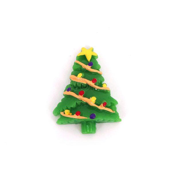 聖誕樹樹脂擺設20
