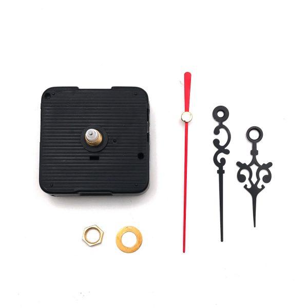 DIY時鐘掃描機芯-金色秒針95mm 分針75mm 時針55mm