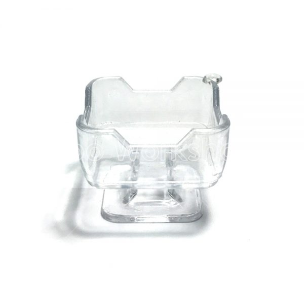 迷你方形甜品杯