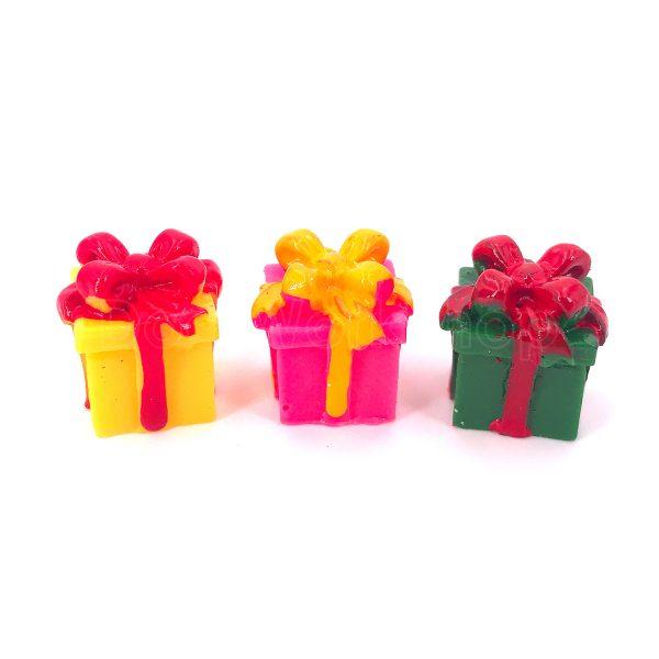 聖誕小禮物樹脂裝飾