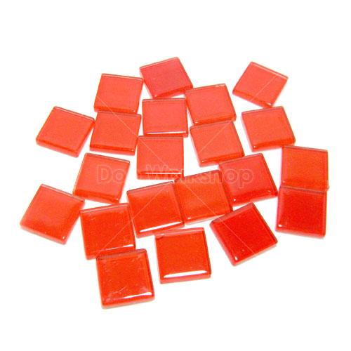 紅色正方水晶馬賽克10MM/20MM