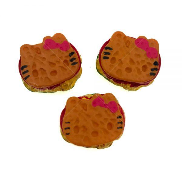 Hello Kitty三文治樹脂裝飾
