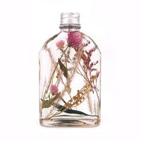 浮游花Herbarium材料