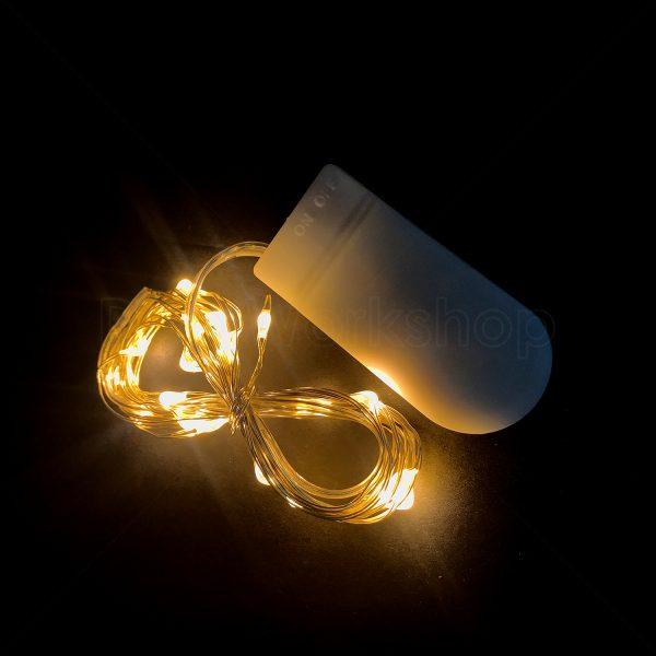 LED燈串-暖黃2米20燈