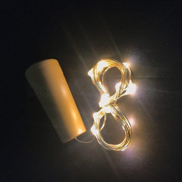 LED瓶燈串-暖黃2米20燈