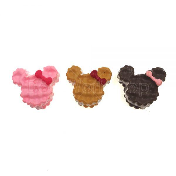 米奇老鼠餅乾樹脂裝飾(2)