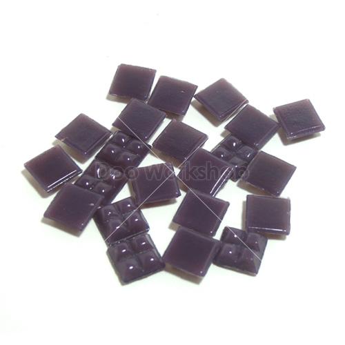 深紫色纖維馬賽克10MM