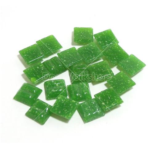 綠色纖維馬賽克10MM