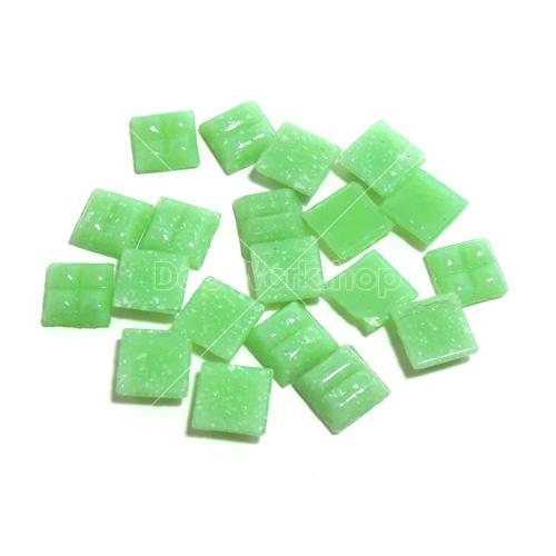 淺綠色纖維馬賽克10MM