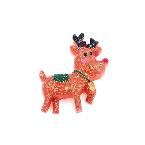 聖誕鹿樹脂裝飾2