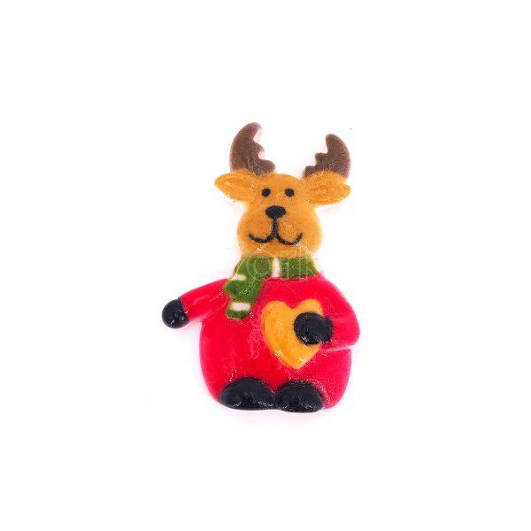 聖誕鹿樹脂裝飾4