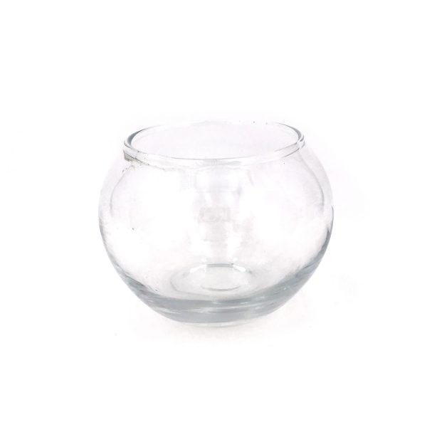 圓球玻璃缸小號