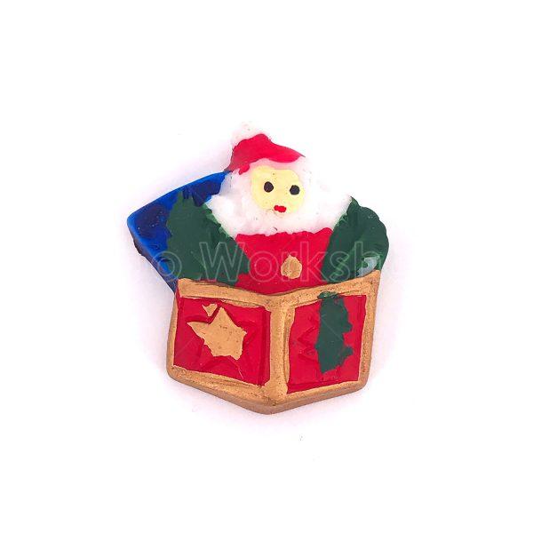 聖誕老人樹脂裝飾8