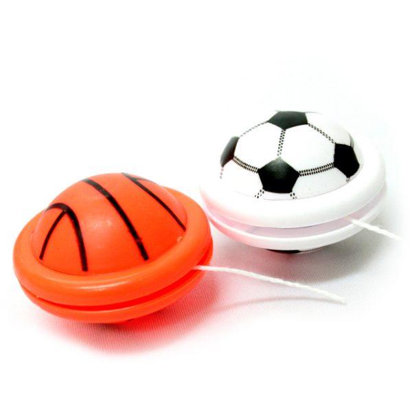 懷舊玩具-足球/籃球搖搖