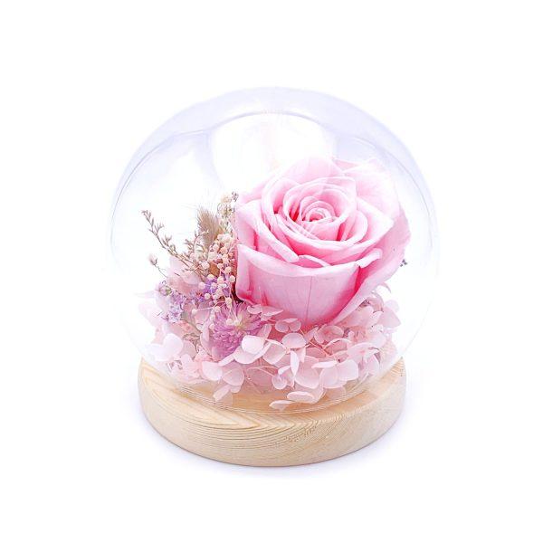 情人節玫瑰永生花保鮮花擺設