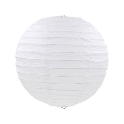 白色紙燈籠15CM/20CM/30CM