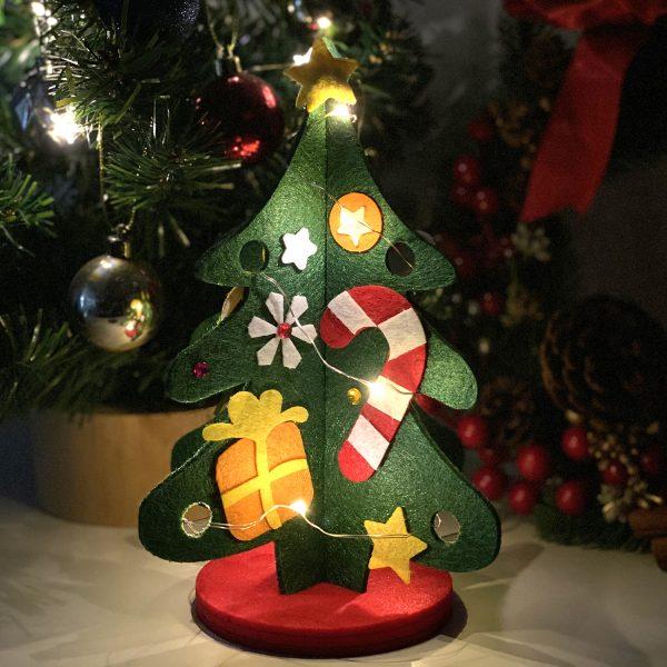 【預訂】聖誕樹DIY材料包
