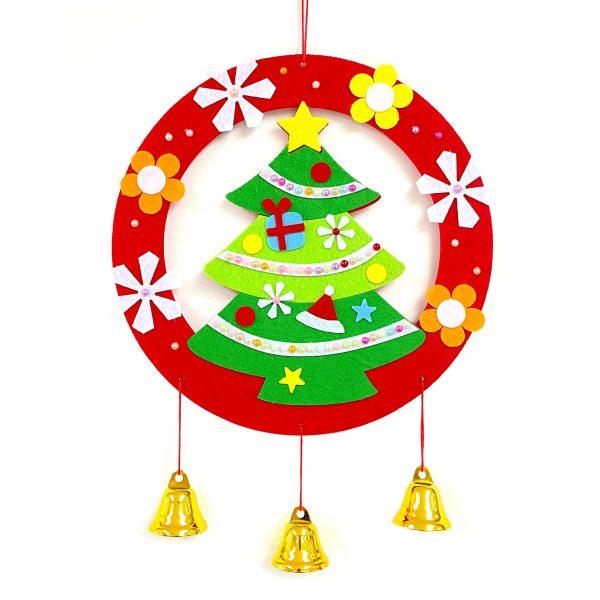 【預訂】聖誕掛飾DIY材料包